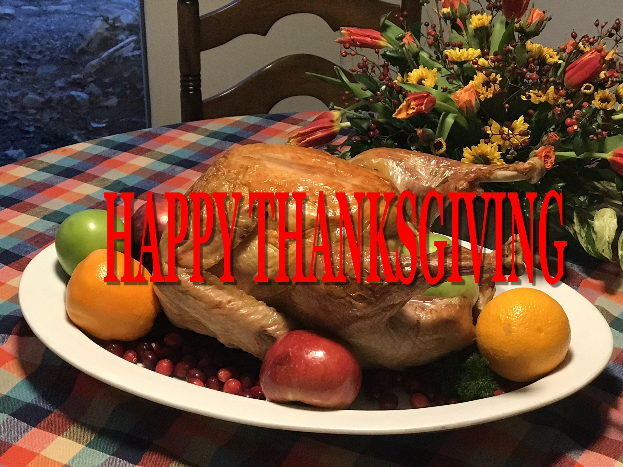 Thanksgiving: Virtual Edition